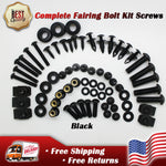 Complete Fairing Bolts Kit Fit for SUZUKI GSXR 600 750 gsxr1000 TL1000R 1998-2008 haybusa Black Red Green Silver Blue Gold