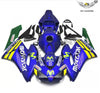 MS Injection Plastic Blue Fairing Kit Fit for Honda 2004-2005 CBR1000RR N109