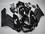 NT Aftermarket Injection ABS Plastic Fairing Fit for CBR1000RR 2004-2005 Glossy Matte Black N115