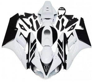 NT Injection White Black Fairing Set Fit for Honda 2004-2005 CBR1000RR u0125 Available in TX