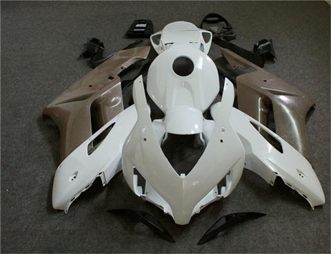 NT Unpainted Aftermarket Injection ABS Plastic Fairing Fit for CBR1000RR 2004-2005 Available in IL