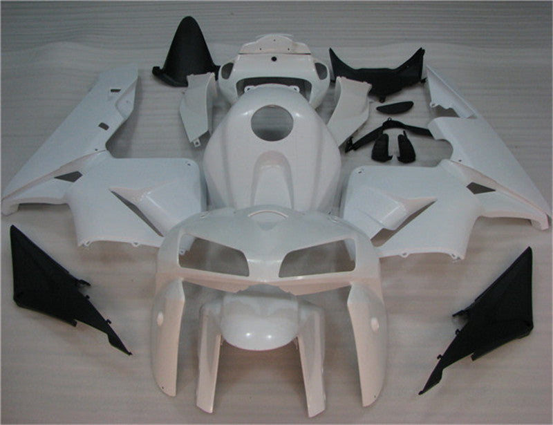 NT Unpainted Aftermarket Injection ABS Plastic Fairing Fit for CBR600RR 2005-2006 Available in CA
