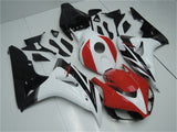 NT Aftermarket Injection ABS Plastic Fairing Fit for CBR1000RR 2006-2007 Red White Black N121