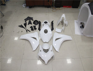 NT Unpainted Aftermarket Injection ABS Plastic Fairing Fit for CBR1000RR 2008-2011 Available in IL