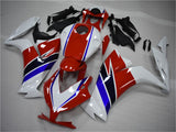 NT Aftermarket Injection ABS Plastic Fairing Fit for CBR1000RR 2012-2016 Red White Blue N026 Available in CA IL