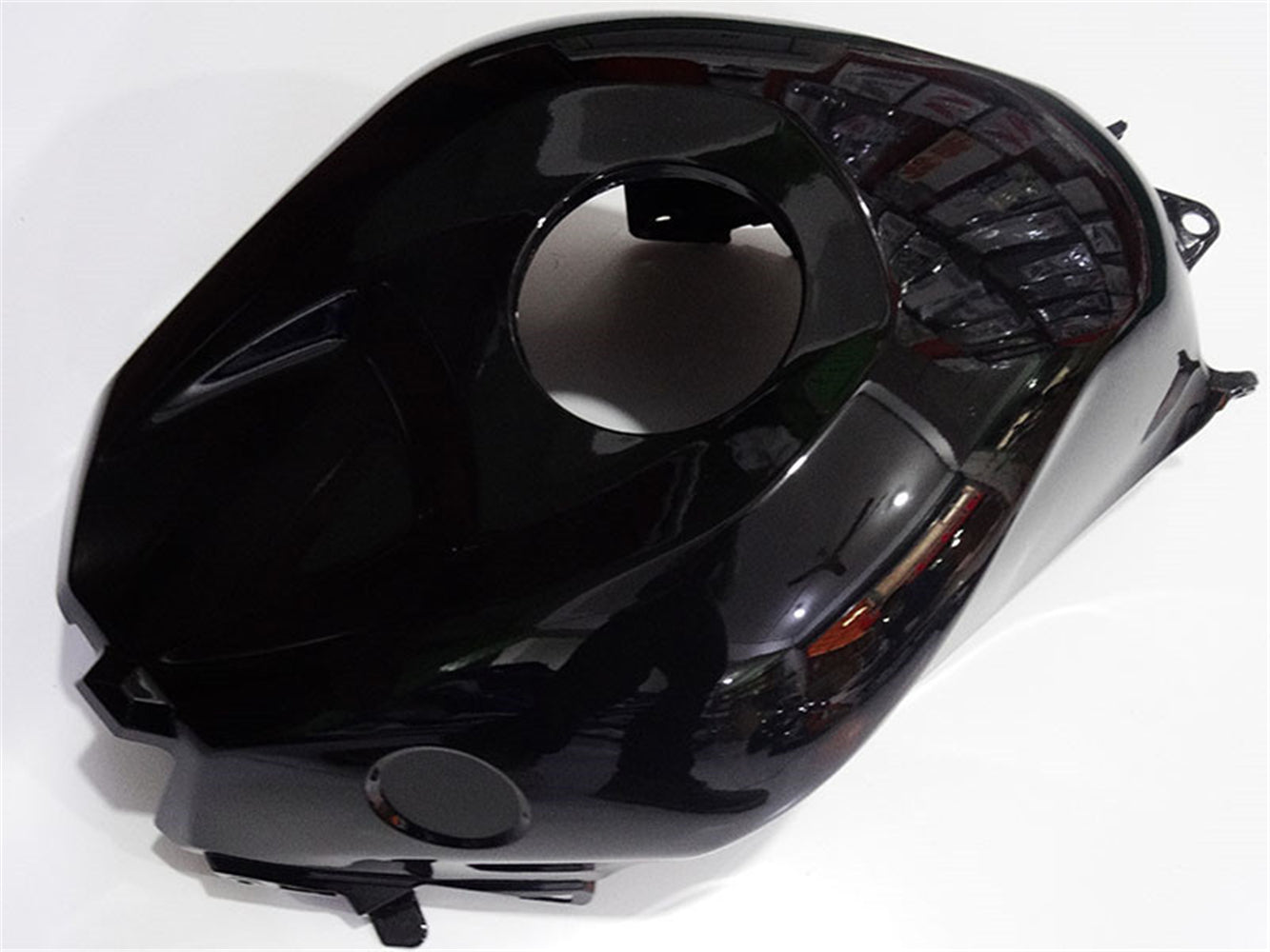 NT Aftermarket Injection ABS Plastic Fairing Fit for CBR600RR 2013-2016 Glossy Black N010