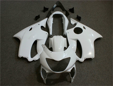 NT Unpainted Aftermarket Injection ABS Plastic Fairing Fit for CBR600 F4 1999-2000