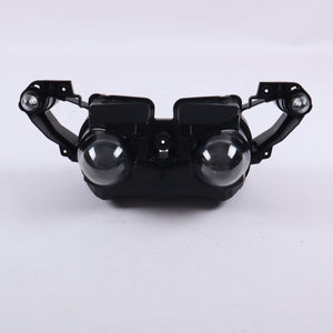 Front Motorcycle Headlight Headlamp Fit Yamaha 2009-2011 YZF R1 Available in TX