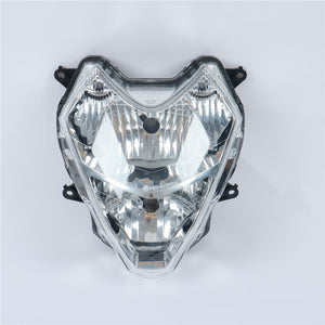Front Headlight Headlamp Fit for Honda 2006-2007 Silver Wing 600 Available in TX