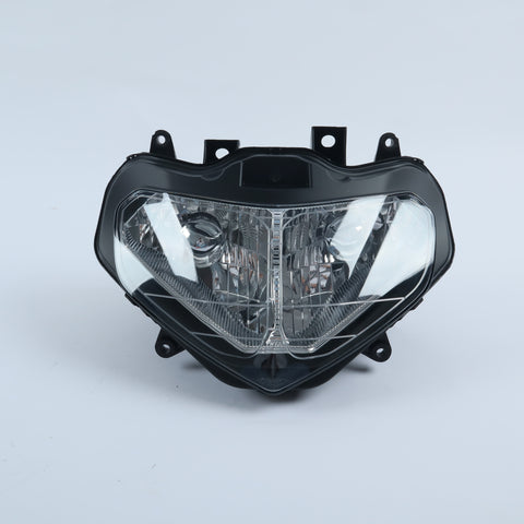 Front Motorcycle Headlight Headlamp Fit Suzuki 2000-2003 GSXR600/750/1000 K1 K2 Available in TX