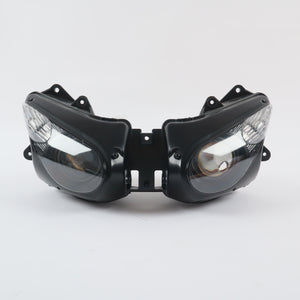 Front Motorcycle Headlight Headlamp Fit Kawasaki  2006-2007 ZX10R Available in TX