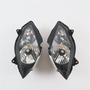 Front Headlight Headlamp Fit for Honda 2002-2012 VFR800 Available in TX