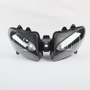 Front Motorcycle Headlight Headlamp Fit Yamaha 2000-2001 YZF R1 Available in TX