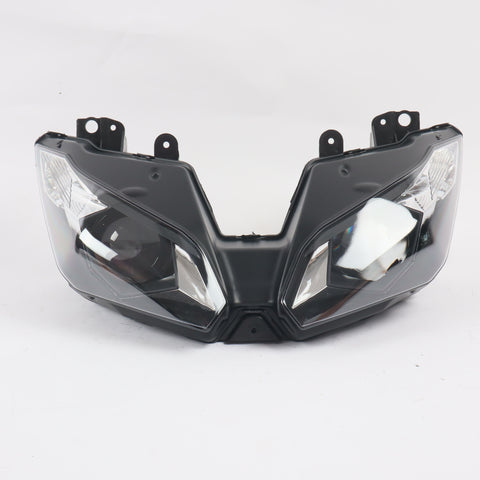 Front Motorcycle Headlight Headlamp Fit Kawasaki  2013-2018 ZX6R 636 Available in TX