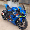 NT Aftermarket Injection ABS Plastic Fairing Fit for GSXR 600/750 2004-2005 Blue N0001