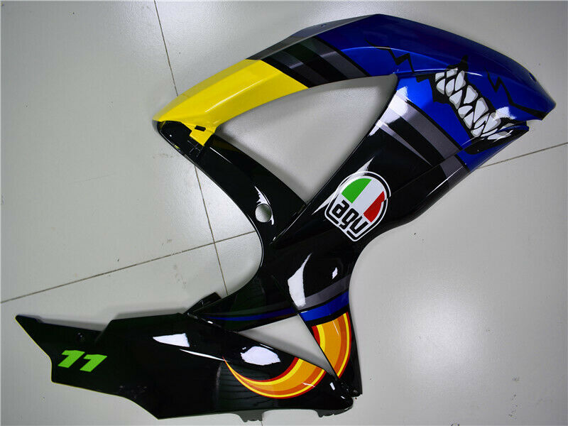 NT Aftermarket Injection ABS Plastic Fairing Fit for GSXR 600/750 2008-2010 Shark N077
