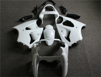 NT Unpainted Aftermarket Injection ABS Plastic Fairing Fit for ZX6R 636 2000-2002