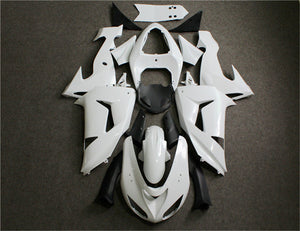 NT Unpainted Aftermarket Injection ABS Plastic Fairing Fit for ZX10R 2006-2007