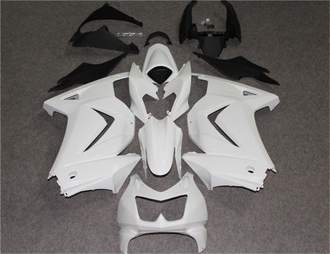 NT Unpainted Aftermarket Injection ABS Plastic Fairing Fit for EX250 2008-2012