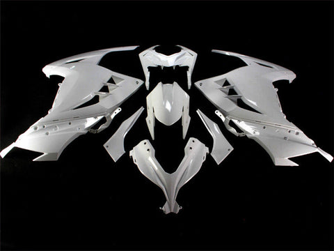 NT Unpainted Aftermarket Injection ABS Plastic Fairing Fit for EX300 2013-2016 Available in CA TX IL