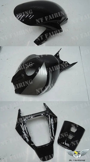 NT Aftermarket Injection ABS Plastic Fairing Fit for CBR1000RR 2006-2007 Gray Black N100 Available in CA