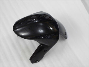 NT Aftermarket Injection ABS Plastic Fairing Fit for ZX10R 2008-2010 Glossy Black N003 Available in CA