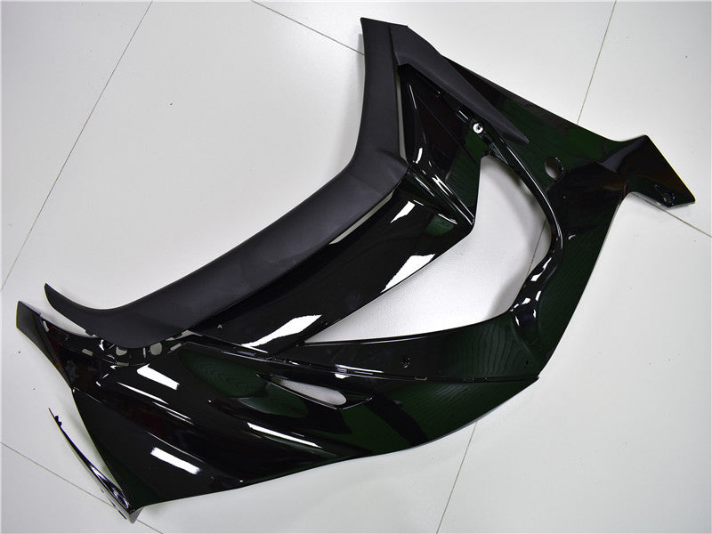 NT Aftermarket Injection ABS Plastic Fairing Fit for ZX10R 2011-2015 Glossy Matte Black N002