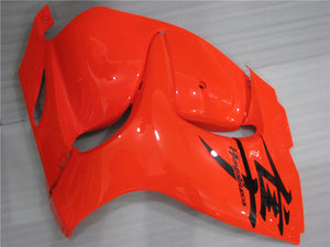 NT Aftermarket Injection ABS Plastic Fairing Fit for GSXR 1300 Hayabusa 2008-2016 Orange N043