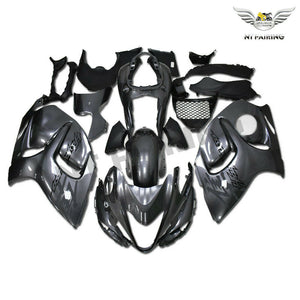 NT Aftermarket Injection ABS Plastic Fairing Fit for GSXR 1300 Hayabusa 2008-2016 Gray N066