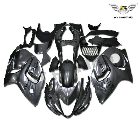NT Aftermarket Injection ABS Plastic Fairing Fit for GSXR 1300 Hayabusa 2008-2016 Gray N066 Available in CA
