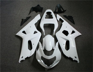 NT Unpainted Aftermarket Injection ABS Plastic Fairing Fit for GSXR 600/750 2001-2003