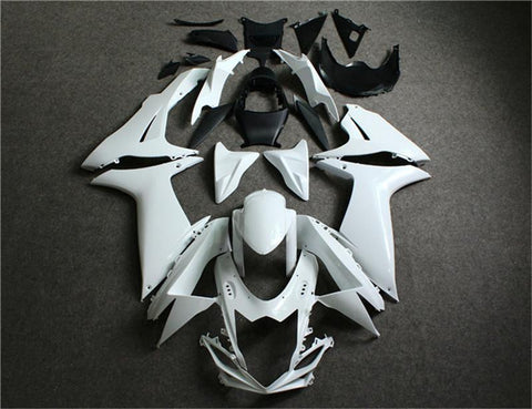 NT Unpainted Aftermarket Injection ABS Plastic Fairing Fit for GSXR 600/750 2011-2016