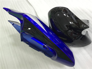 NT Aftermarket Injection ABS Plastic Fairing Fit for GSXR 1000 2000-2002 Blue Black N022