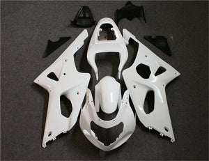 NT Unpainted Aftermarket Injection ABS Plastic Fairing Fit for GSXR 1000 2000-2002