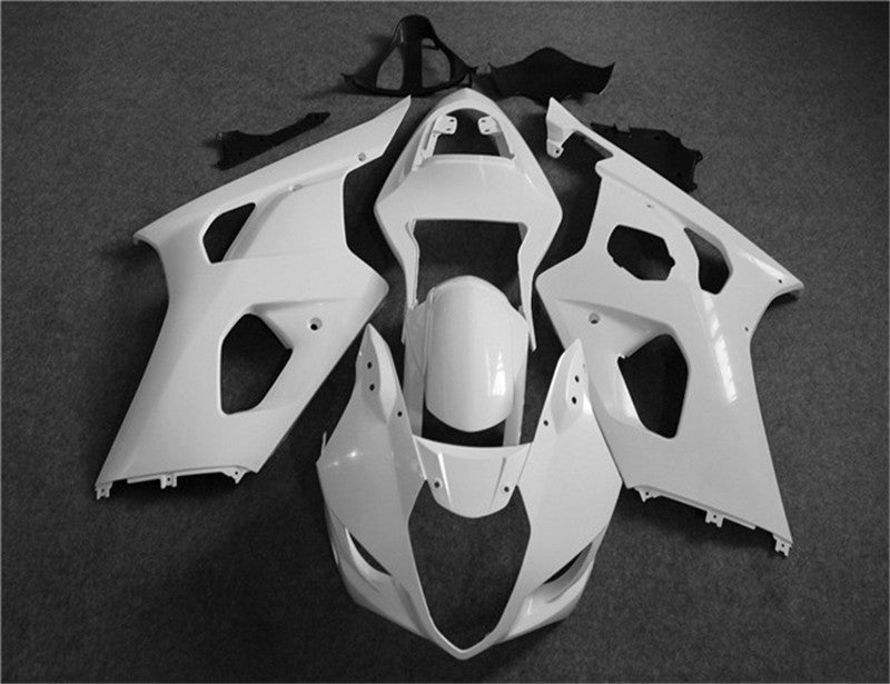 NT Unpainted Aftermarket Injection ABS Plastic Fairing Fit for GSXR 1000 2003-2004