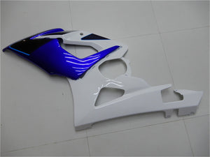 NT Aftermarket Injection ABS Plastic Fairing Fit for GSXR 1000 2005-2006 Blue White N001 Available in TX, IL