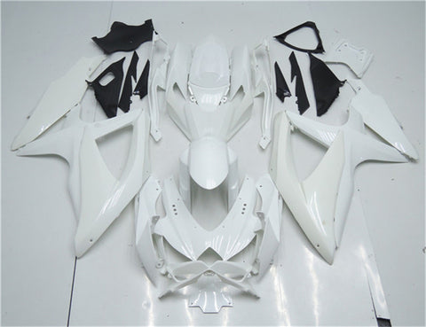 NT Unpainted Aftermarket Injection ABS Plastic Fairing Fit for GSXR 600/750 2008-2010