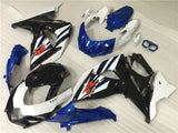 NT Aftermarket Injection ABS Plastic Fairing Fit for GSXR 1000 2009-2016 White Blue Black N007