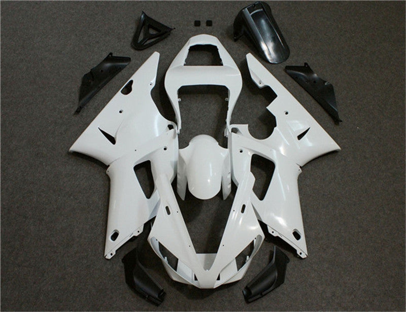 NT Unpainted Aftermarket Injection ABS Plastic Fairing Fit for YZF R1 2000-2001 Available in CA, TX