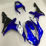 NT Aftermarket Injection ABS Plastic Fairing Fit for YZF R1 2002-2003 Blue White N017