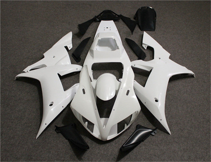 NT Unpainted Aftermarket Injection ABS Plastic Fairing Fit for YZF R1 2002-2003  Available in CA, TX, KY