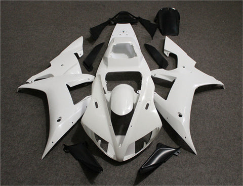 NT Unpainted Aftermarket Injection ABS Plastic Fairing Fit for YZF R1 2002-2003 Available in TX IL