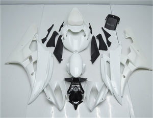 NT Unpainted Aftermarket Injection ABS Plastic Fairing Fit for YZF R6 2006-2007
