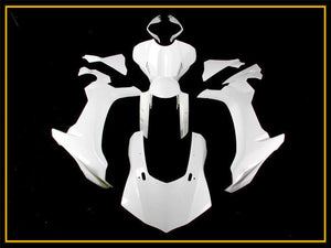 NT Unpainted Aftermarket Injection ABS Plastic Fairing Fit for YZF R1 2015-2017
