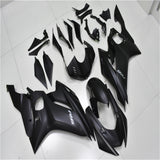 NT Aftermarket Injection ABS Plastic Fairing Fit for YZF R6 2017-2019 Black N002