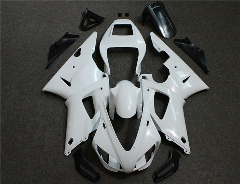 NT Unpainted Aftermarket Injection ABS Plastic Fairing Fit for YZF R1 1998-1999
