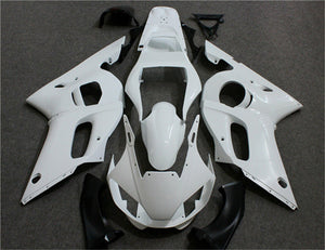 NT Unpainted Aftermarket Injection ABS Plastic Fairing Fit for YZF R6 1998-2002 Available in TX