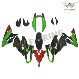 NT FAIRING injection molded motorcycle fairing fit for KAWASAKI EX650R 2009-2011