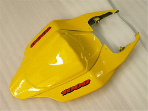 NT Aftermarket Injection ABS Plastic Fairing Fit for GSXR 1000 2007-2008 Yellow Black N008