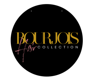 Custom Business Sign for Bourjois Hair Collection